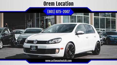 2011 Volkswagen GTI for sale in Orem, UT