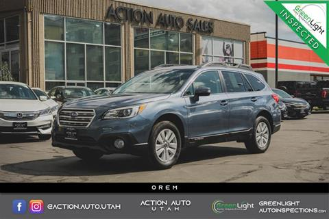2017 Subaru Outback for sale in Orem, UT