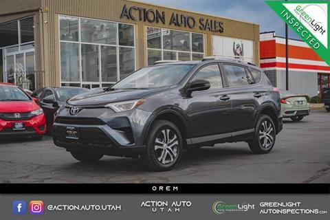 2016 Toyota RAV4 for sale in Orem, UT