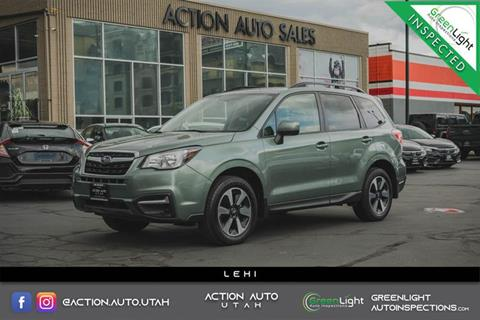 2017 Subaru Forester for sale in Lehi Or Orem, UT