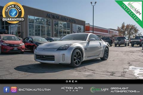 2007 Nissan 350Z for sale in Orem, UT