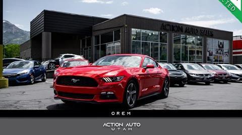 2015 Ford Mustang for sale in Orem, UT