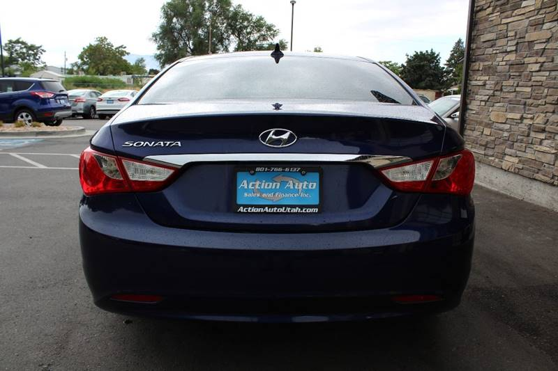2011 Hyundai Sonata for sale at Action Auto Sales and Finance (Lehi Location) in Lehi UT