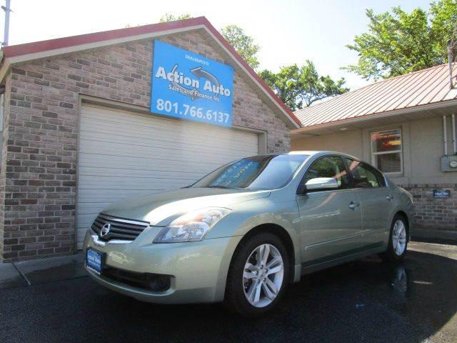 2007 Nissan Altima for sale at Action Auto Sales and Finance (Lehi Location) - Action Auto Sales and Finance #2 (Orem Location) in Orem UT