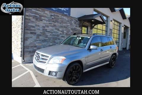 2012 Mercedes-Benz GLK for sale in Lehi, UT