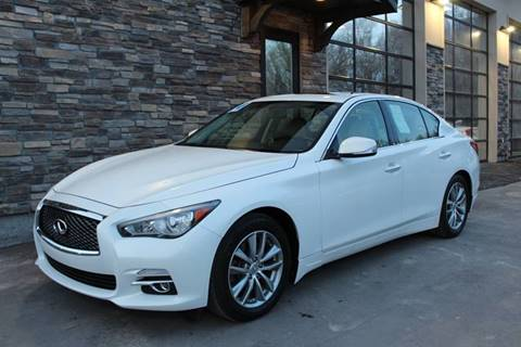 2014 Infiniti Q50 Hybrid for sale at Action Auto Sales and Finance (Lehi Location) in Lehi UT