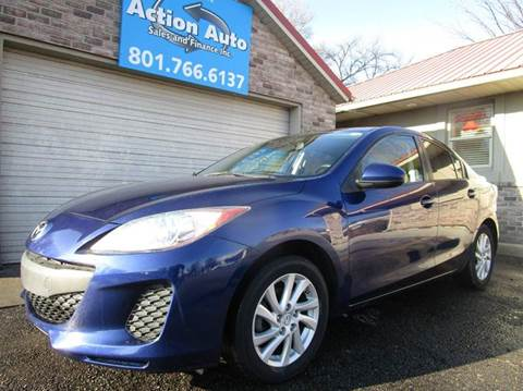 2012 Mazda MAZDA3 for sale at Action Auto Sales and Finance (Lehi Location) in Lehi UT