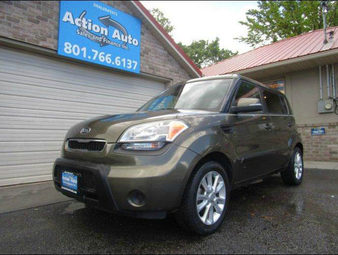 2012 Kia Soul 4dr Wagon In Lehi Ut Action Auto Sales