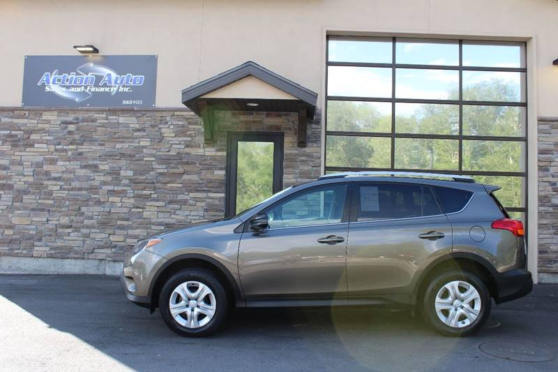 2013 Toyota RAV4 for sale at Action Auto Sales and Finance (Lehi Location) in Lehi UT