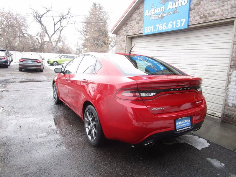 2013 Dodge Dart for sale at Action Auto Sales and Finance (Lehi Location) in Lehi UT