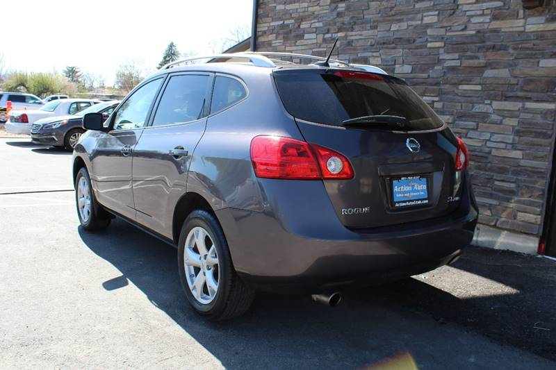 2009 Nissan Rogue for sale at Action Auto Sales and Finance (Lehi Location) in Lehi UT
