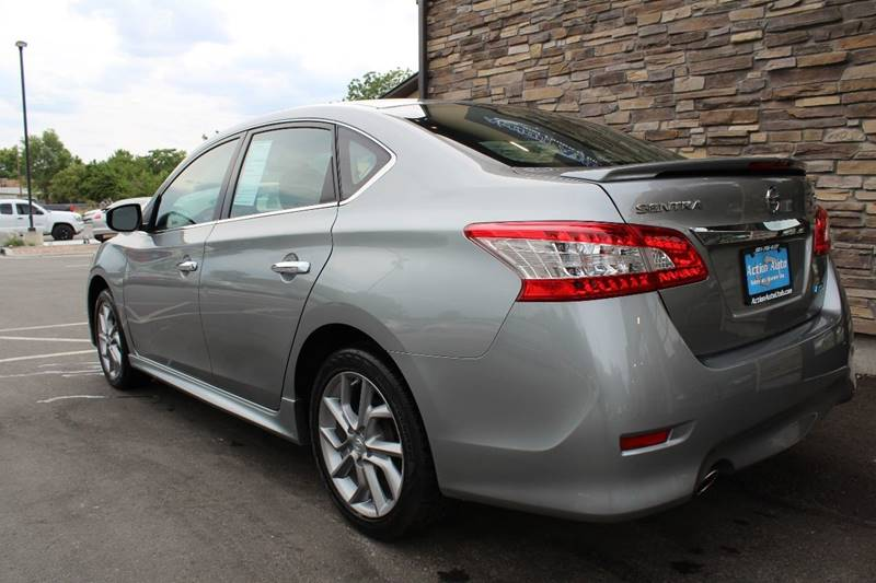2014 Nissan Sentra for sale at Action Auto Sales and Finance (Lehi Location) in Lehi UT
