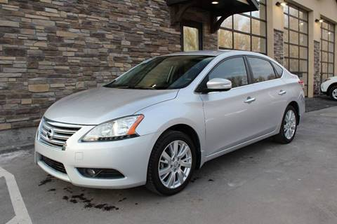 2013 Nissan Sentra for sale at Action Auto Sales and Finance (Lehi Location) in Lehi UT