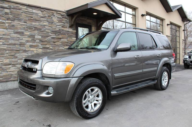 2006 Toyota Sequoia for sale at Action Auto Sales and Finance (Lehi Location) in Lehi UT