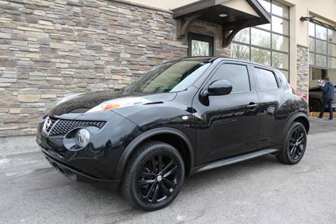 2014 Nissan JUKE for sale at Action Auto Sales and Finance (Lehi Location) in Lehi UT
