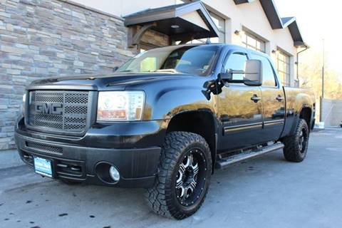 2009 GMC Sierra 2500HD for sale at Action Auto Sales and Finance (Lehi Location) - Action Auto Sales and Finance #2 (Orem Location) in Orem UT