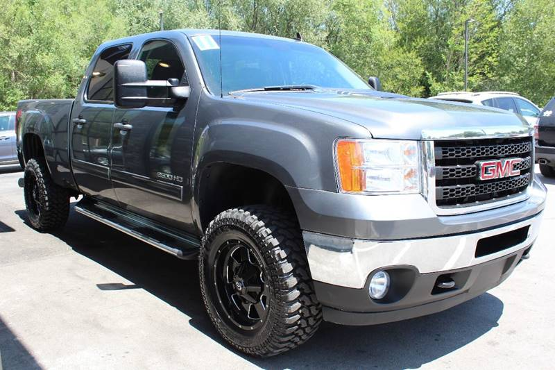 2011 GMC Sierra 2500HD for sale at Action Auto Sales and Finance (Lehi Location) in Lehi UT