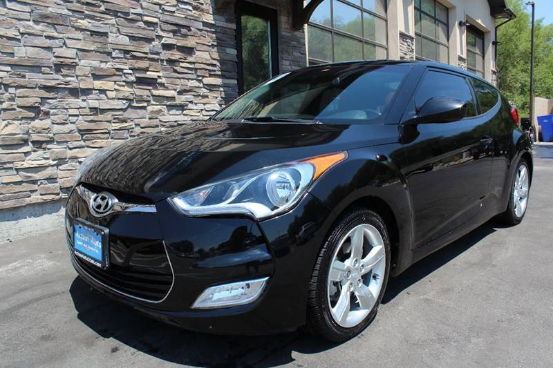 2014 Hyundai Veloster for sale at Action Auto Sales and Finance (Lehi Location) in Lehi UT