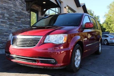 2012 Chrysler Town and Country for sale at Action Auto Sales and Finance (Lehi Location) in Lehi UT