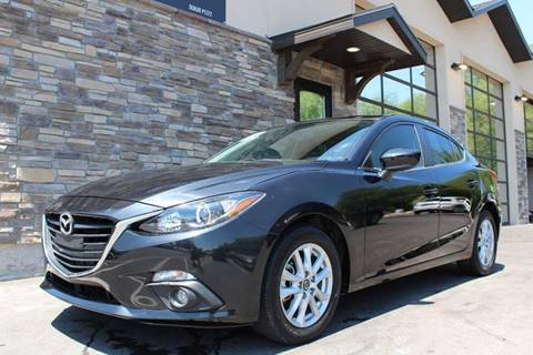 2016 Mazda MAZDA3 for sale at Action Auto Sales and Finance (Lehi Location) - Action Auto Sales and Finance #2 (Orem Location) in Orem UT