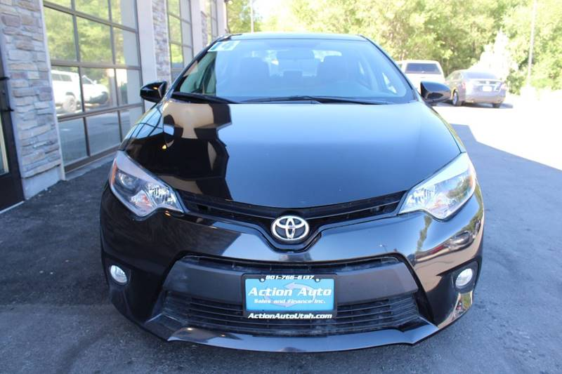 2014 Toyota Corolla for sale at Action Auto Sales and Finance (Lehi Location) in Lehi UT