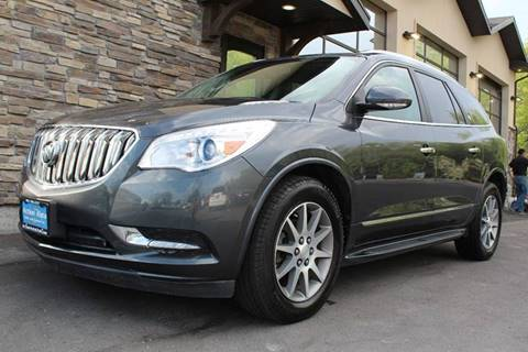 2013 Buick Enclave for sale at Action Auto Sales and Finance (Lehi Location) in Lehi UT