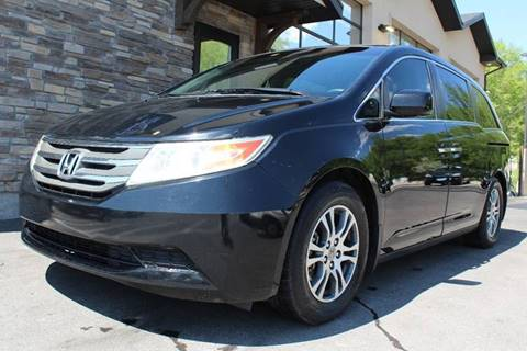 2011 Honda Odyssey for sale at Action Auto Sales and Finance (Lehi Location) - Action Auto Sales and Finance #2 (Orem Location) in Orem UT