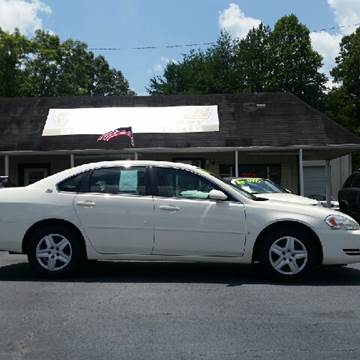 2007 Chevrolet Impala for sale in Hudson, NC