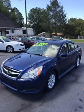 2011 Subaru Legacy for sale in Hudson, NC