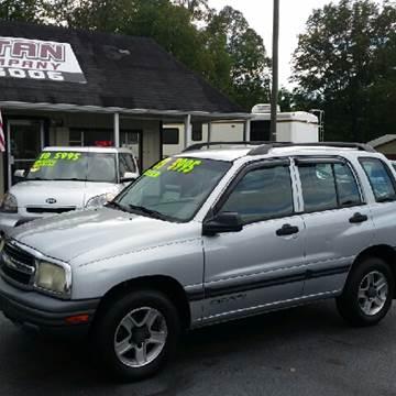 2003 Chevrolet Tracker for sale in Hudson, NC