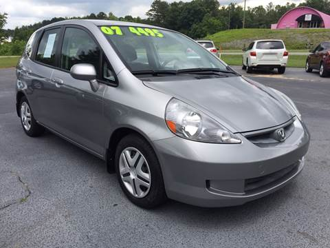2007 Honda Fit for sale in Hudson, NC