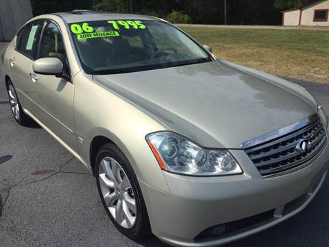 2006 Infiniti M35 for sale in Hudson, NC