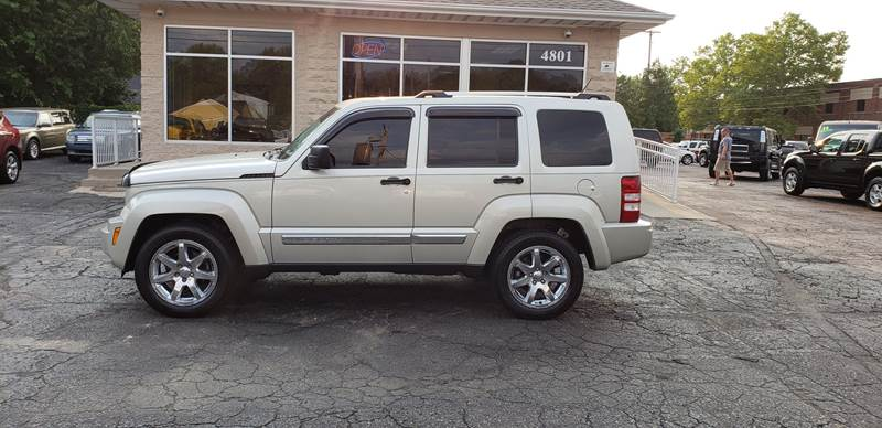 2008 jeep liberty 4x4 limited 4dr suv in grand rapids mi auto galaxy inc. Black Bedroom Furniture Sets. Home Design Ideas