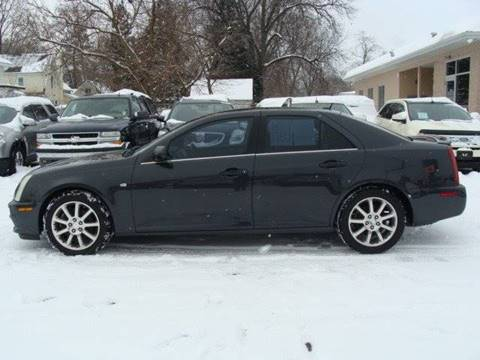 2005 cadillac sts for sale in michigan. Black Bedroom Furniture Sets. Home Design Ideas