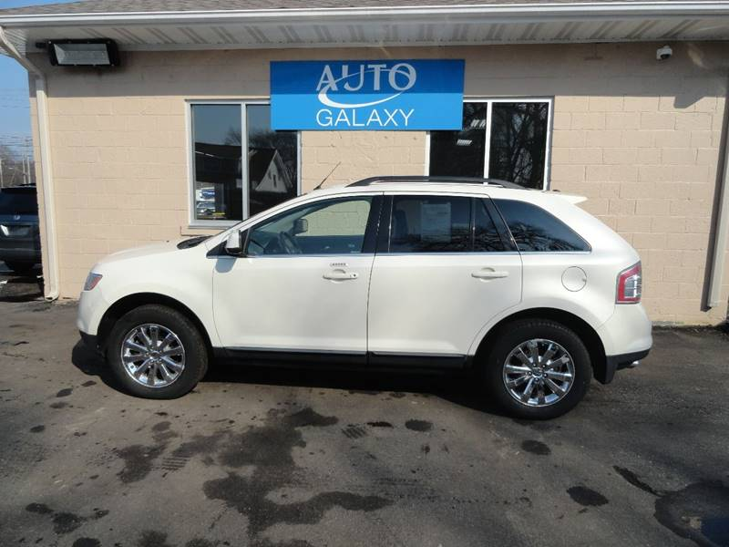 Ford Edge Limited Awd Dr Crossover Grand Rapids Mi