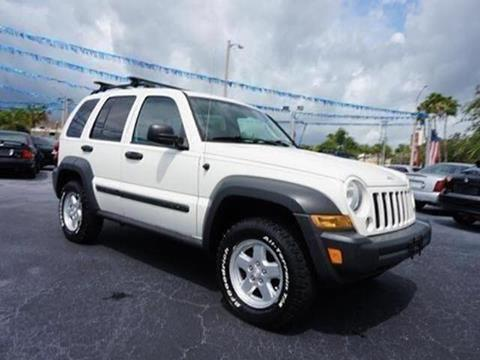 2006 Jeep Liberty for sale in Fort Pierce, FL