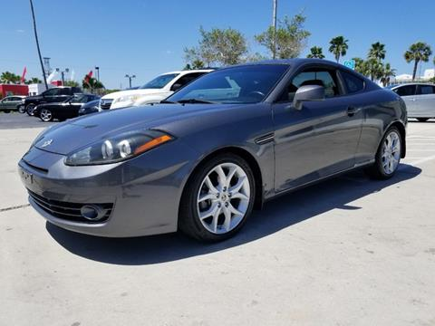 2007 Hyundai Tiburon For Sale In Fort Pierce, FL
