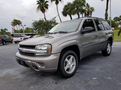2007 Chevrolet TrailBlazer for sale in Fort Pierce, FL