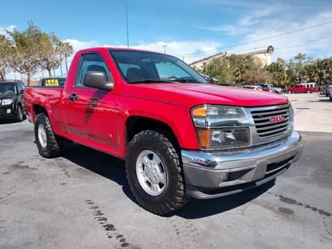 2007 GMC Canyon for sale in Fort Pierce, FL