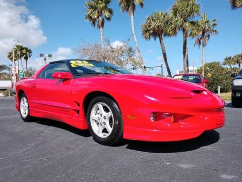2001 Pontiac Firebird For Sale In Philadelphia Ms Carsforsale