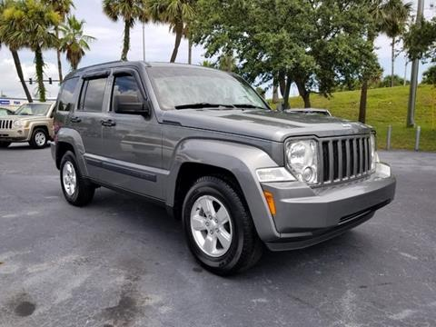 2012 Jeep Liberty for sale in Fort Pierce, FL