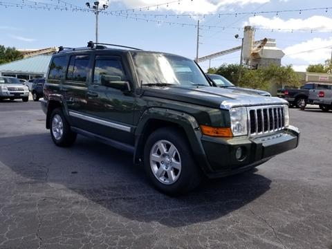 2007 Jeep Commander for sale in Fort Pierce, FL
