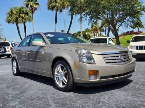 2003 Cadillac CTS for sale at Select Autos Inc in Fort Pierce FL