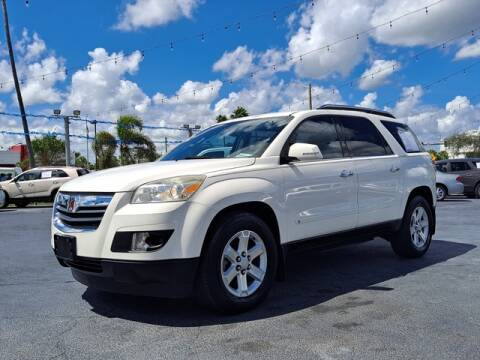 2009 Saturn Outlook for sale at Select Autos Inc in Fort Pierce FL