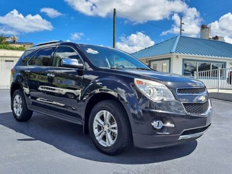 2012 Chevrolet Equinox for sale at Select Autos Inc in Fort Pierce FL