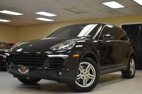 2015 Porsche Cayenne for sale in Manassas, VA