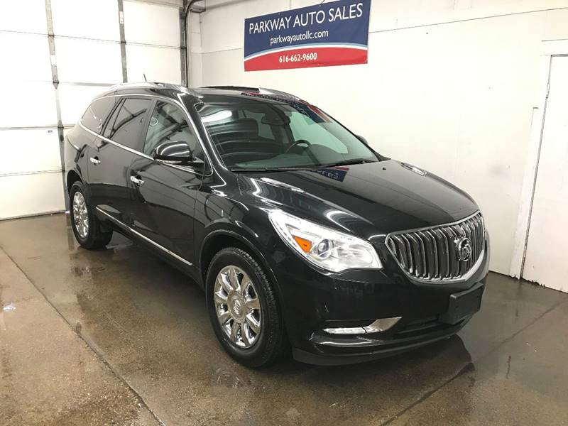 2015 Buick Enclave for sale at PARKWAY AUTO in Hudsonville MI