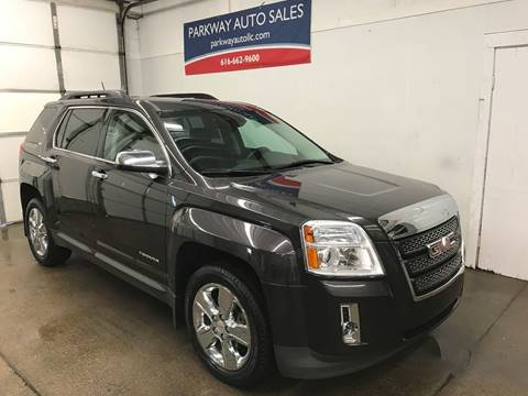 2015 GMC Terrain for sale at PARKWAY AUTO in Hudsonville MI