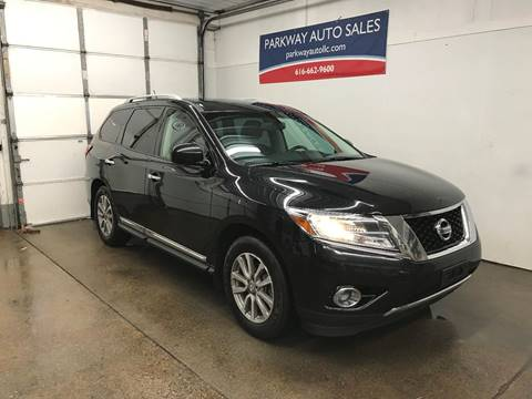 2015 Nissan Pathfinder for sale in Hudsonville, MI
