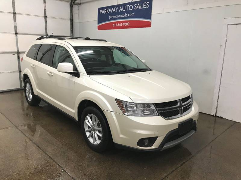 2013 Dodge Journey for sale at PARKWAY AUTO in Hudsonville MI